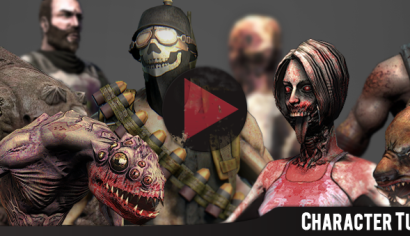 Character and Creatures Video Demo – Watch in High Res